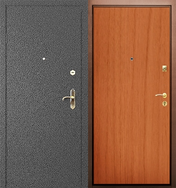 порошковые стальные двери на заказ