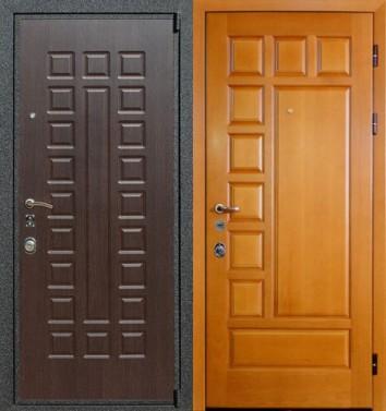наружная входная дверь офис