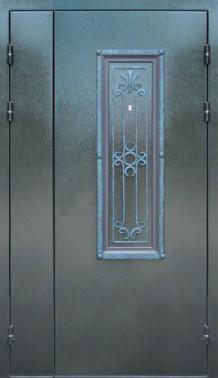 металлическая дверь по заказу в фирме москвы